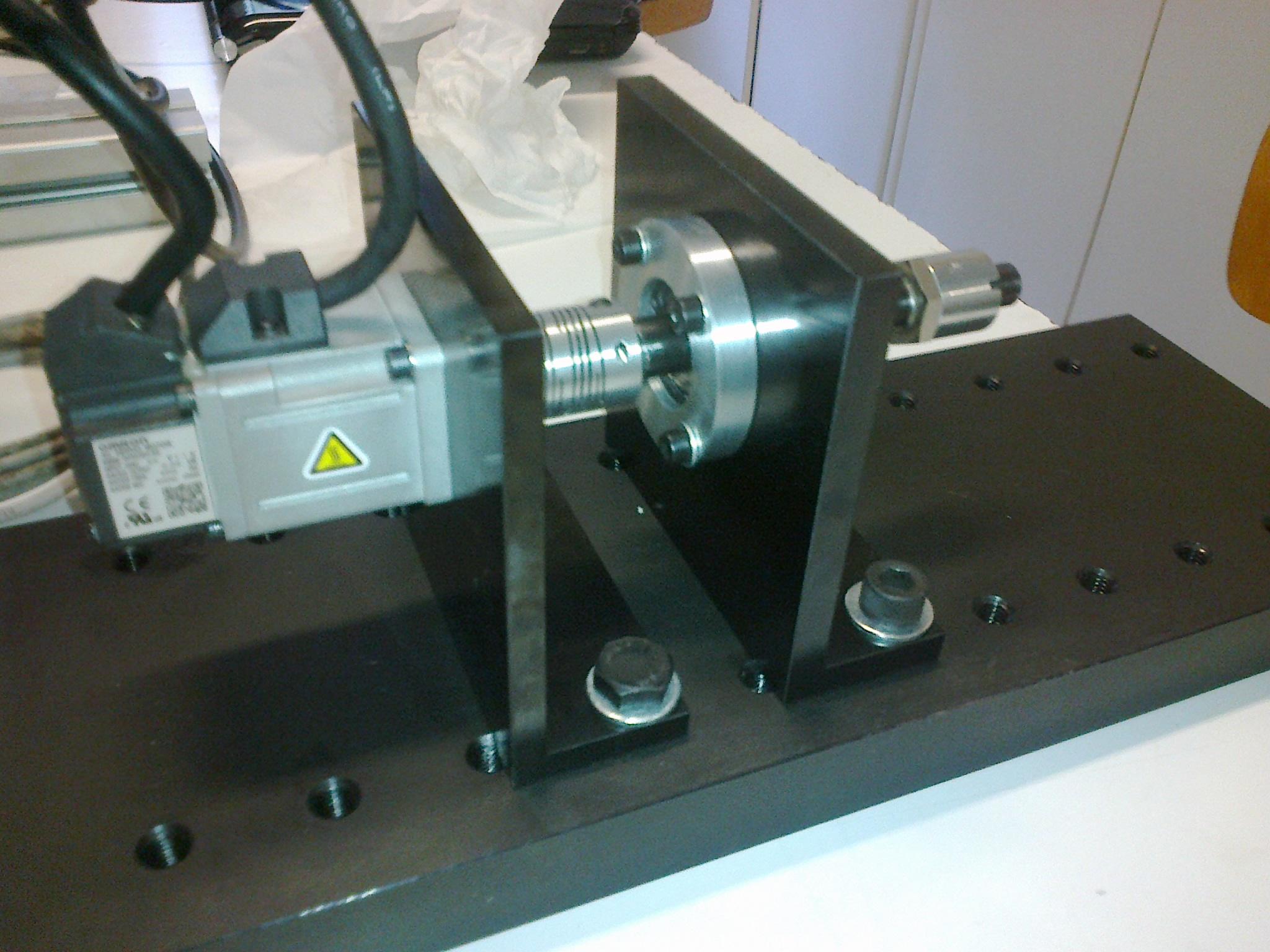 Benchmark meccanico di riferimento