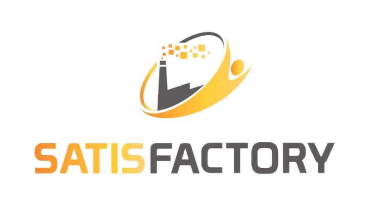 SatisFactory-Logo-transpBg2
